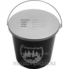 Bucket universal with Loesdau cover. art. 73012