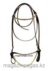 Halter output leather. art. 2003099