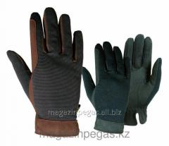 Dsalo gloves with el. inserts