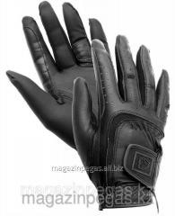 Gloves leather Tattini