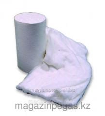 Roll from cotton wool with a gauze of 1 kg white