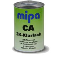 Acrylic varnish of Mipa 2K HS 5+1 Klarlack CA