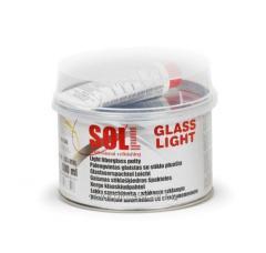 Облегчённая шпатлёвка со стекловолокном Soll Glass