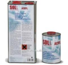 Акриловый растворитель Soll ACRYL