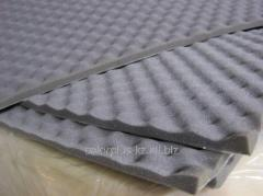Звукопоглощающий самоклеящийся материал Изофлекс