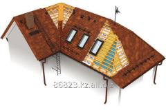 Roofing system and materials Metal Profile