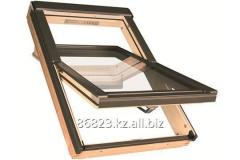 Windows for a roof with srednepovorotny opening