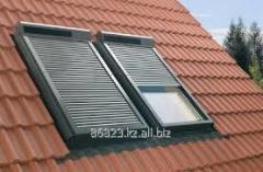 Rolling shutters for dormer-windows