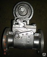 Locking safety valve