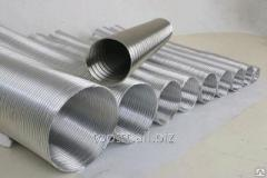Air duct flexible aluminum d102kh10m