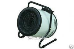 Electric heat fans