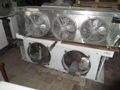 Freezer units
