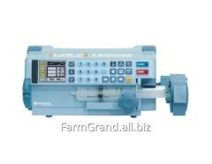 Pumps syringe  computer for infusions
