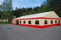 Тентовый павильон,  размер 12х20,  павильоны...