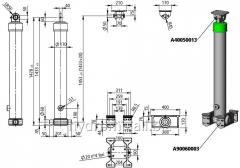 Hydraulic cylinder telescopic Penta/HF4650/149