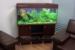 Cover for an aquarium