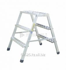 Folding working scaffolding of a Production