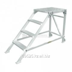 LP ladder scaffolding working height is 2,40 m
