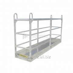 Platform suspended aluminum PPA