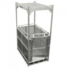 Cradle suspended aluminum LPA