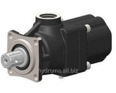 Pump of axial and piston DARK 52 ISO, 10800505225