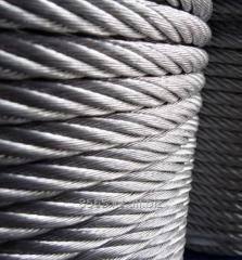 Rope of steel 10,5 mm