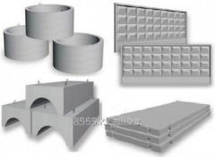 Product concrete goods Page 6,0х2,0х0,14