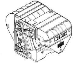 Car of preliminary purification of MPO-50 grain