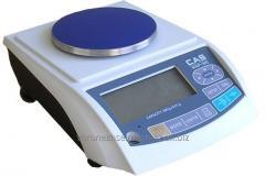Scales laboratory CAS MW