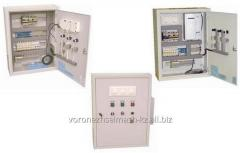 Distributive electrical control panels