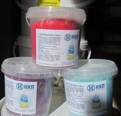 Сахарные моделирующие пасты мастика 2