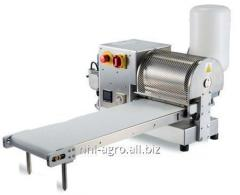 Automatic the line for production of pancakes with