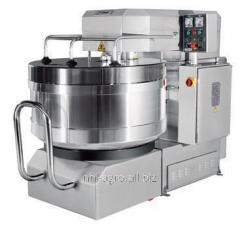 Automatic spiral dough mixing car of the SPM-M