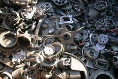 Scrap of aluminum MIX