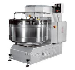 Automatic spiral dough mixing car of the SPM