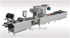 Thermoforming machine of APS ML 7100