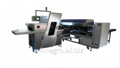 The automatic transfer line for cutting and