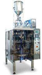 Вертикальная автоматическая фасовочно-упаковочная