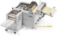 Автоматическая машина для производства круассанов