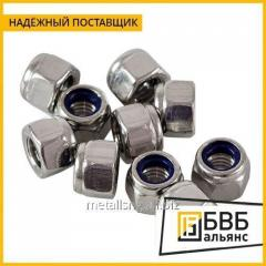 Highly durable screw nuts