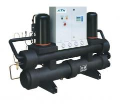 The thermal pump for heating of the big areas,