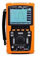 U1602B - Manual oscillograph (20 MHz)