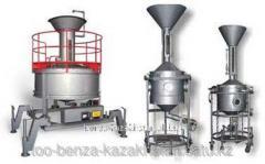 Measuring tank, for liquids
