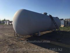 Capacity 50 vat under the liquefied gas
