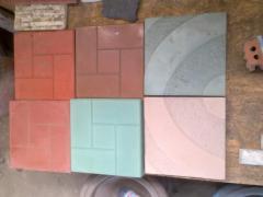 Облицовочные керамические плитки