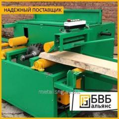 Оборудование для деревоперерабатывающей