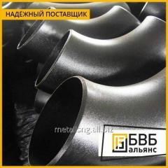 Branch corrosion-proof 90th hail 26.9x1.6 AISI 304L (1.4307) EN 10253-4