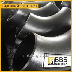 Branch corrosion-proof 90th hail 273x3 AISI 316 L (1.4432) EN 10253-4
