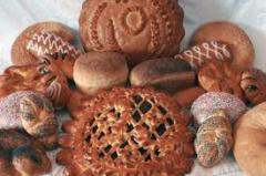 Продукция хлебобулочная