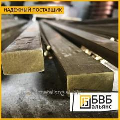 Strip brass 1x600 LS59-1M